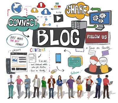 Integrated Blogging