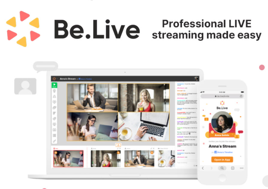 Live Streaming Just Got Easier (and cheaper)